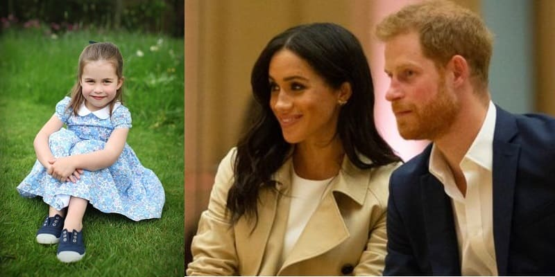 Photo of Меган Маркл и принц Гарри неудачно поздравили принцессу Шарлотту