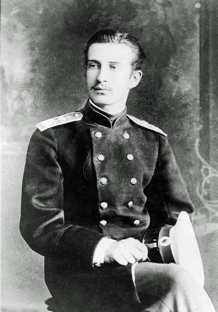 Великий князь Николай Константинович, внук Николая I.