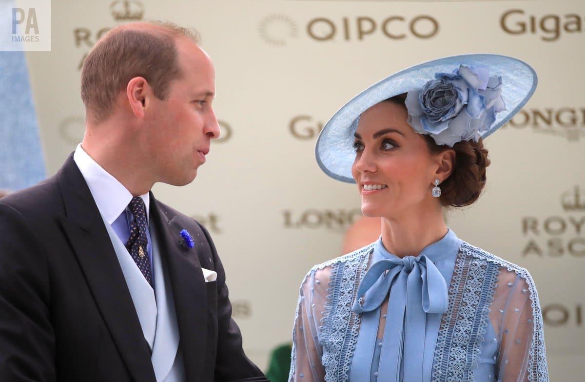 Photo of Кейт с детьми приготовила принцу Уильяму потрясающий подарок