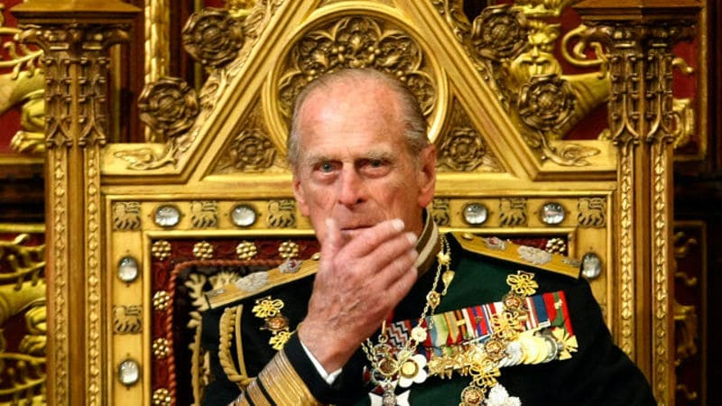 Photo of Самые известные бестактные шутки герцога Эдинбургского
