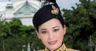Новая королева Таиланда Сутхида празднует свой день рождения