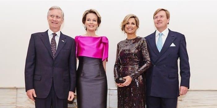 """Photo of Голландская и бельгийская королевские семьи открыли """"75 лет свободы"""""""
