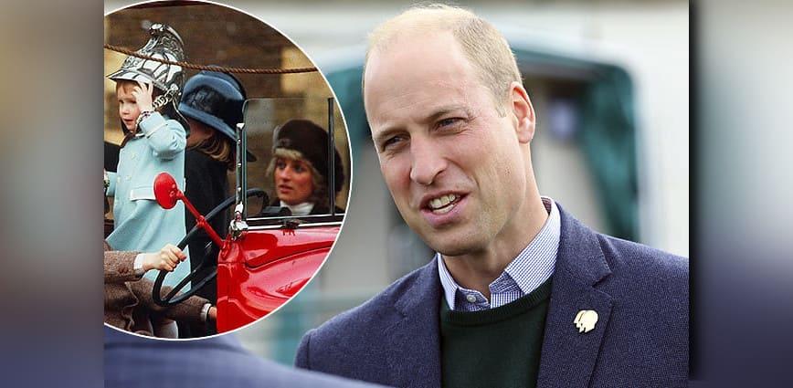Photo of Принц Уильям поделился редкой фотографией с принцессой Дианой