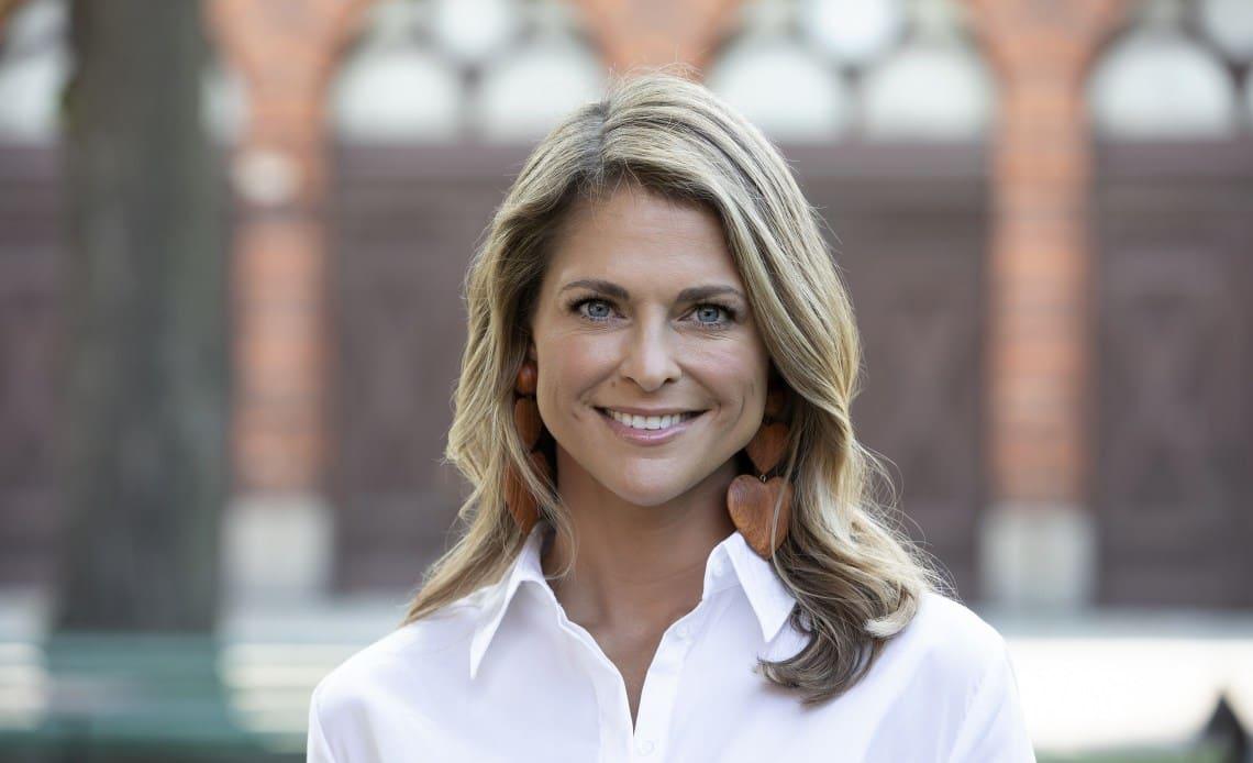 Photo of Принцесса Мадлен Шведская чуть не родила на свадьбе брата