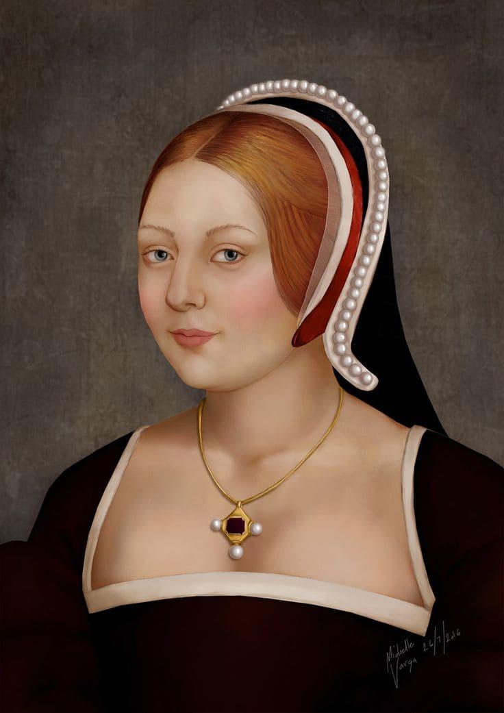 Маргарита Тюдор, королева Шотландии
