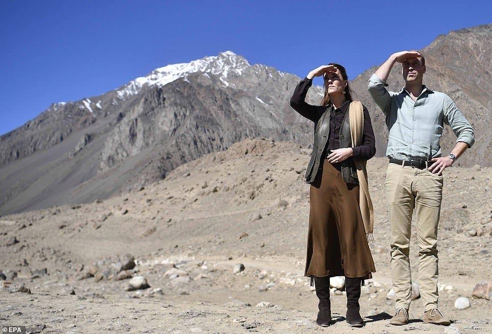 Photo of Королевский тур в Пакистан: день третий