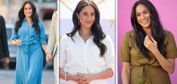 Photo of Express объяснила, почему Меган Маркл полюбила платья-рубашки
