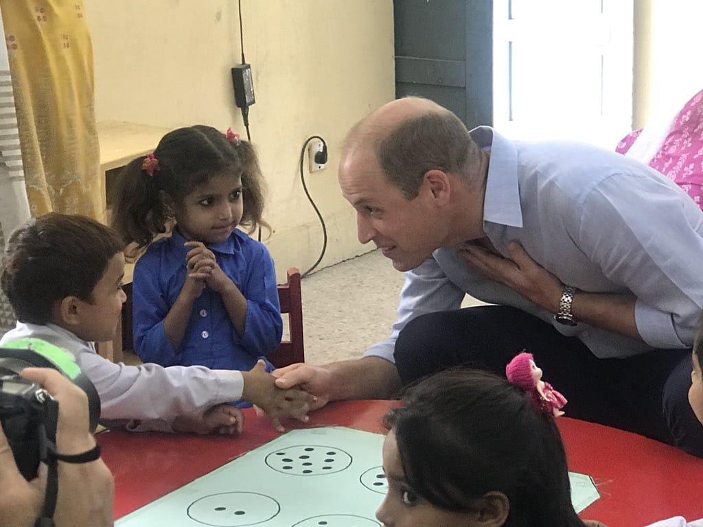 Photo of Королевский визит в Пакистан: день второй