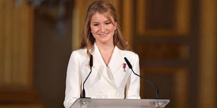 """Photo of Будущая королева Бельгии: """"Страна может рассчитывать на меня"""""""