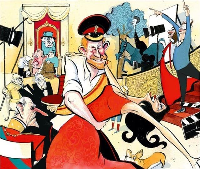 Photo of Атака принца Гарри на прессу – большая ошибка