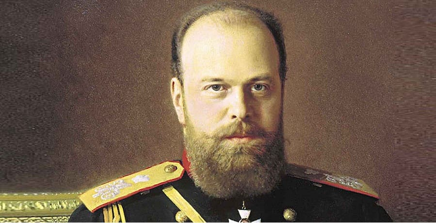 Photo of Александр III известен как самый русский царь по духу