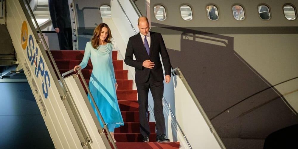 Photo of Начался визит герцога и герцогини Кембриджских в Пакистан