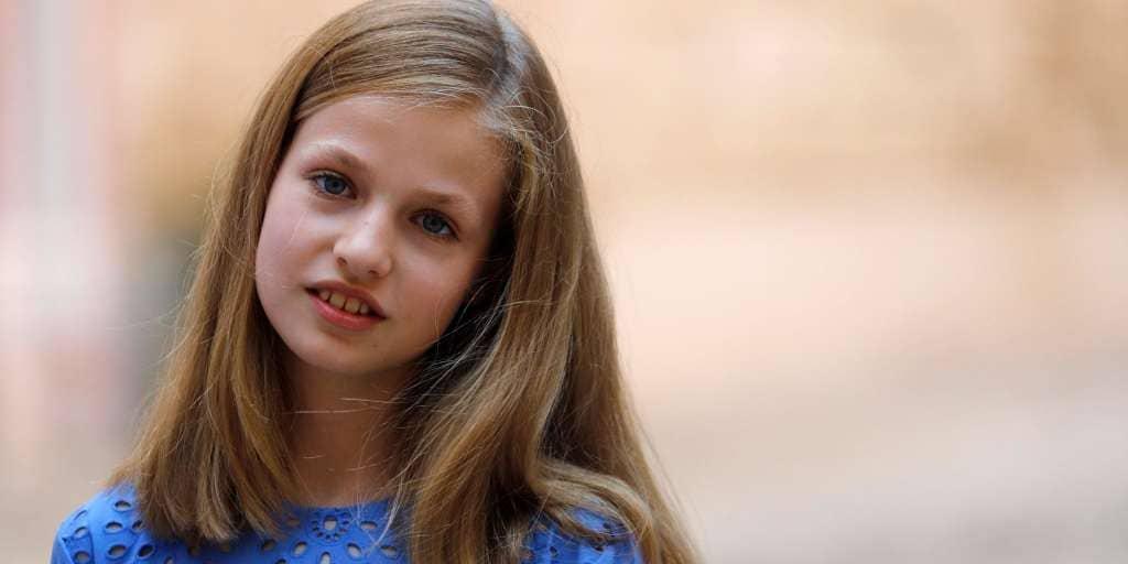 Photo of Дочери короля Испании исполнилось 14 лет: фото очаровательной Принцессы Леонор