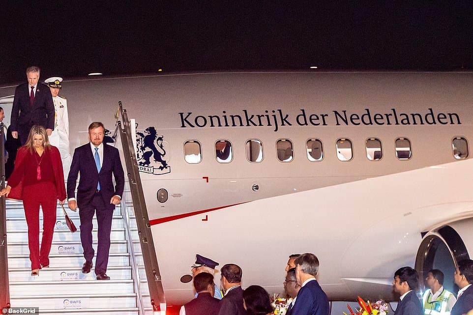 Photo of Индия приветствует королевскую пару Нидерландов