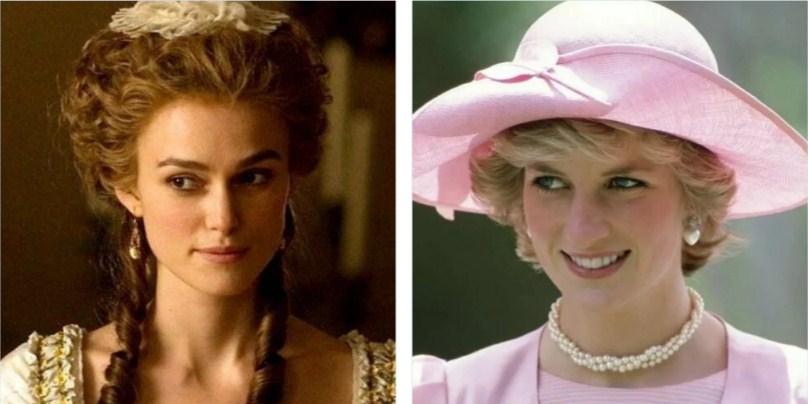 Photo of Любовный треугольник: похожие судьбы герцогини Джорджианы и принцессы Дианы