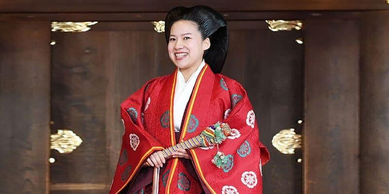 Photo of Принцесса Японии Аяко родила ребенка от мужа-простолюдина