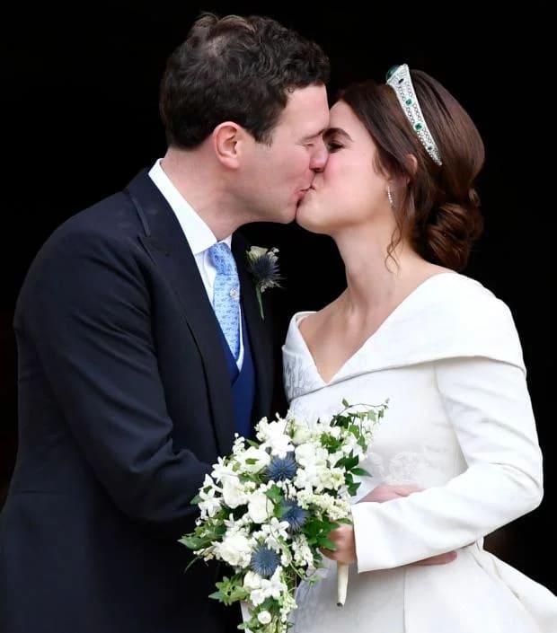 Свадьба Принцессы Евгении в 2018 году