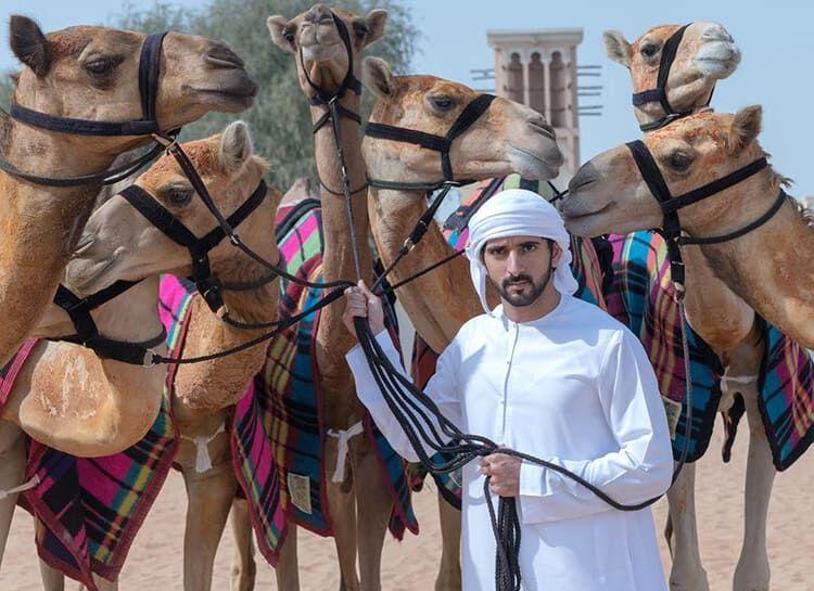 Photo of Наследный принц Дубая Хамдан: 10 фактов о старшем сыне шейха Мохаммеда