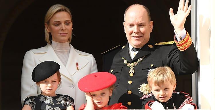 Photo of Княжеская семья Монако празднует национальный день страны