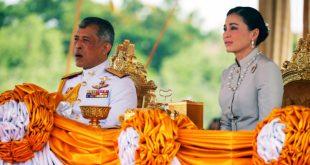 Король Таиланда уволил сначала жену, а затем шестерых чиновников