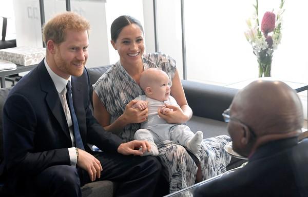 Photo of «Папенькин сынок»: стало известно, каким растет Арчи — сын Меган Маркл и принца Гарри