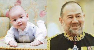 Экс-король Малайзии не признал отцовство: султан не видит сходства с сыном Оксаны Воеводиной