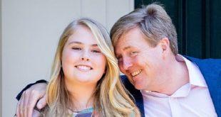 Праздника не будет: почему принцесса Амалия отказалась от вечеринки в честь 16-летия