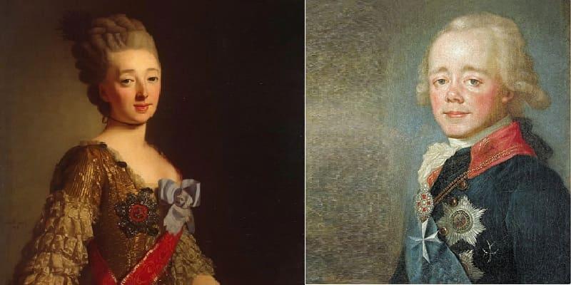 Photo of Грустная история короткого брака Павла I и принцессы Гессен-Дармштадской