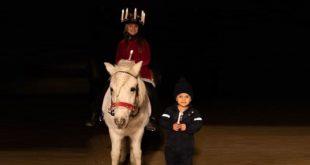 Дети кронпринцессы Виктории отпраздновали День Святой Люсии