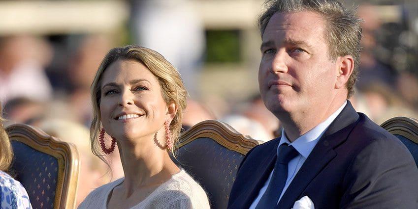 Photo of Куда пропал муж шведской принцессы Мадлен Крис О'Нил
