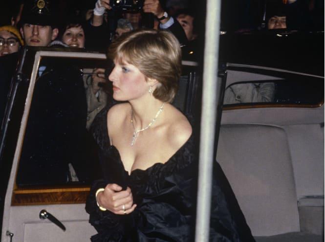 Диана Спенсер, 9 марта 1981 года
