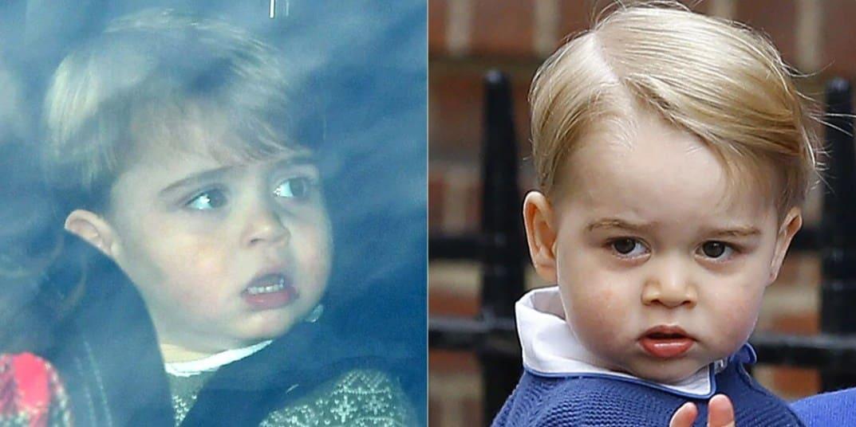 """Photo of Принц Луи настоящий """"мини-Джордж"""": новые фотографии малыша Кембриджского с Шарлоттой и Джорджем"""