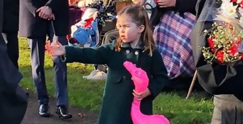 Photo of «Она сорванец, а не леди»: дочь Кембриджей манипулирует ими