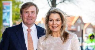 Рождественская открытка королевской семьи Нидерландов