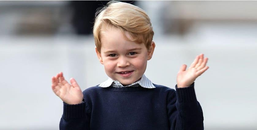 Photo of Принц Джордж станет героем мульсериала