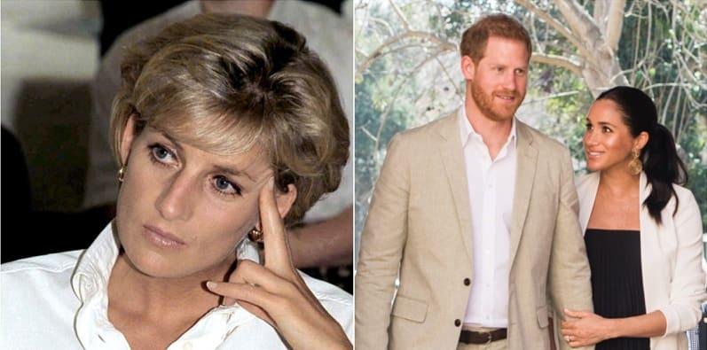 Photo of Принцесса Диана была бы в ярости от решения принца Гарри и Меган Маркл