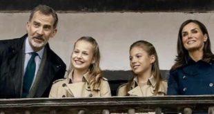 Как королевская семья отмечает праздник Трех королей