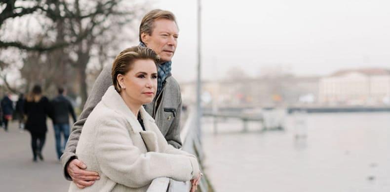Photo of Великий герцог Анри Люксембургский вступился за жену Марию Терезу после травли в местных СМИ