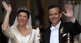 Принцесса Марта Луиза впервые прокомментировала самоубийство бывшего мужа