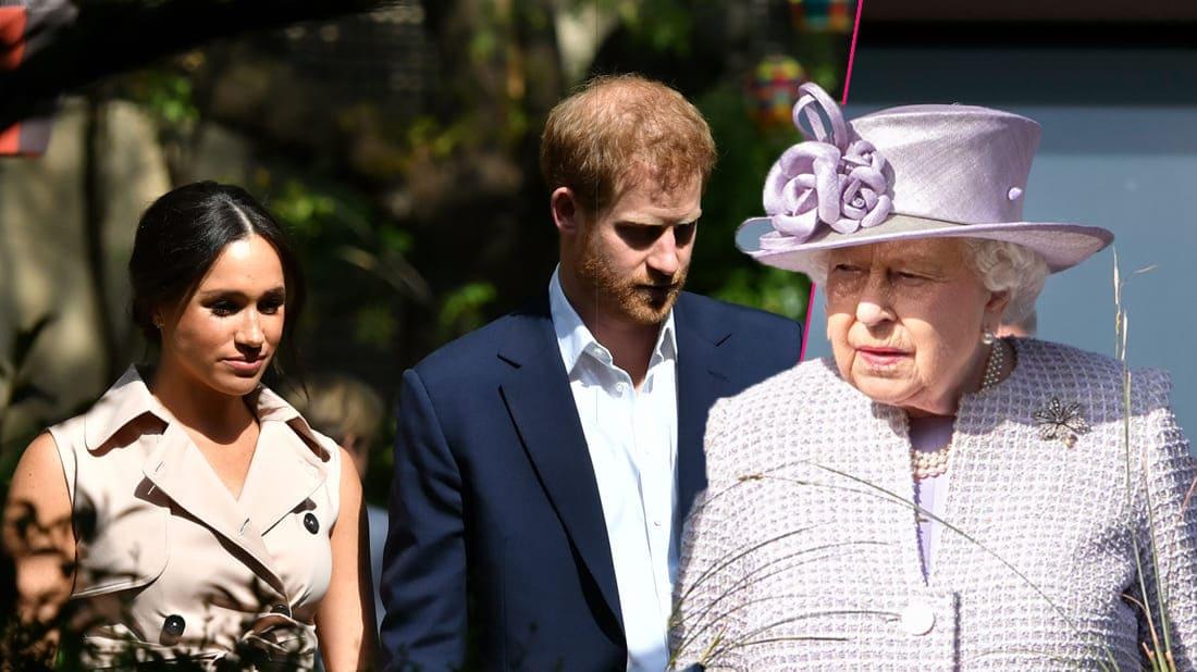 Photo of Гарри и Меган утаили сделку с Netflix от королевы Елизаветы II