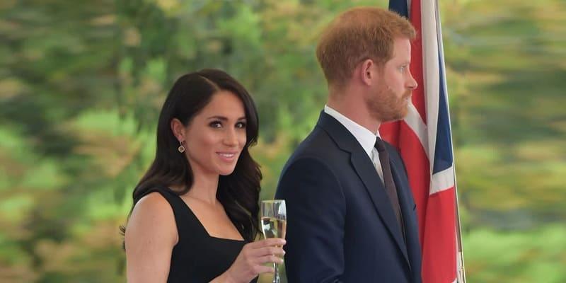 """Photo of Меган Маркл и принц Гарри """"накормили"""" Британию"""