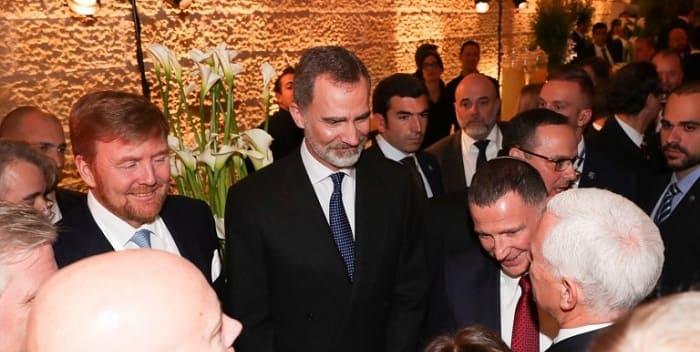 Photo of Королевские особы Европы отпраздновали в Иерусалиме освобождение Освенцима