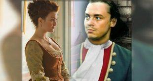 Как Пётр I познакомился со своей женой Мартой Скавронской