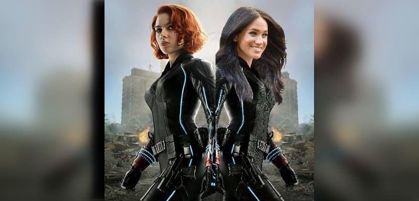 Photo of Голливудский агент Меган Маркл ищет для нее роль супергероя в блокбастере