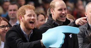 Как отреагировали Принц Гарри и Принц Уильям на заражение отца коронавирусом