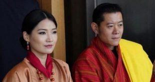 Пополнение в монаршей семье Бутана: король и королева стали родителями во второй раз