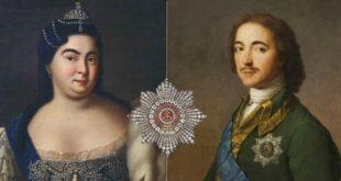 Пётр I женился на Екатерине при живом муже?