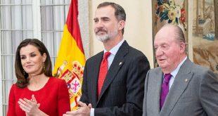 Король Испании Филипп VI отказался от наследства скандального отца и лишил его пособия