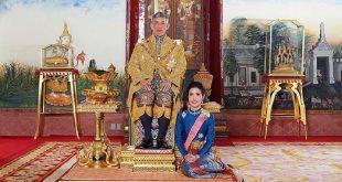 Почему король Таиланда лишил свою фаворитку Сининат всех титулов и посадил в тюрьму