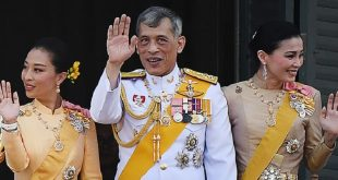 Король Таиланда Рама X заперся на карантин с 20 наложницами в отеле в Баварии